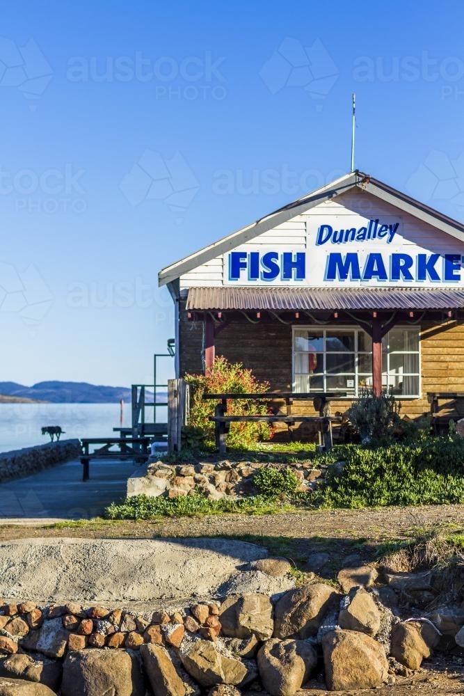 dunalley fish market. Black Bedroom Furniture Sets. Home Design Ideas