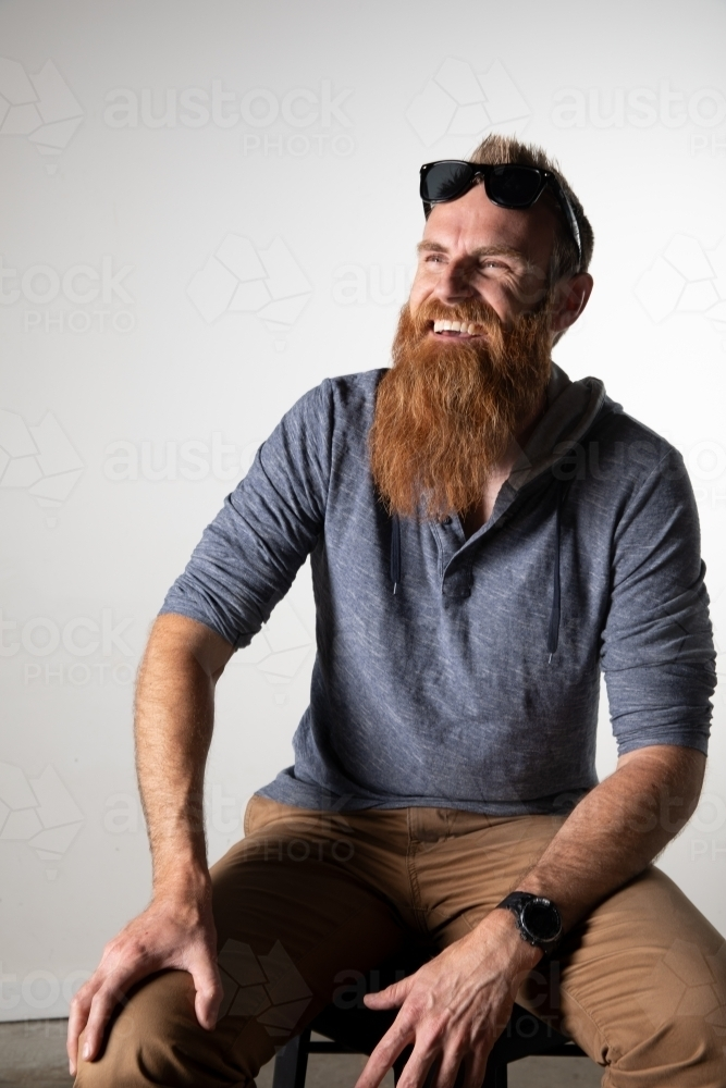 Mann sehr lange single
