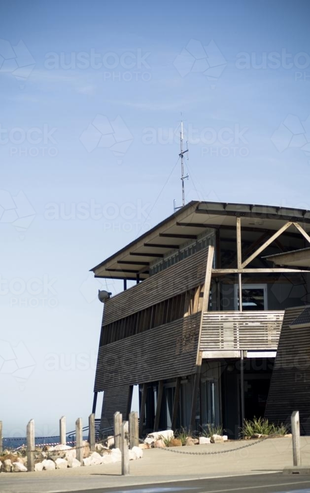 Surf club - Australian Stock Image