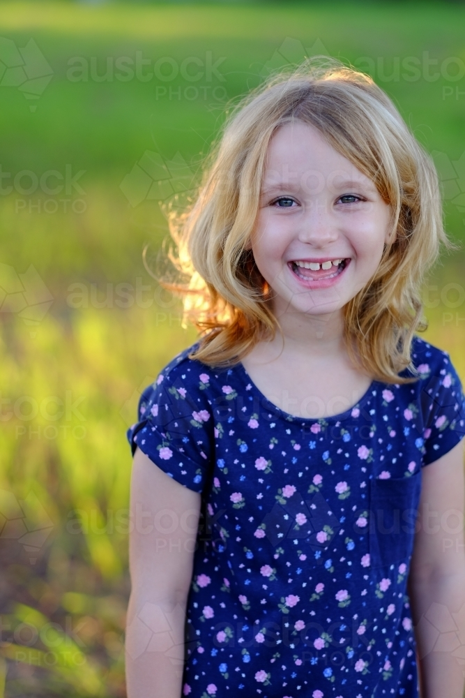 Image of Young girl smiling and laughing - Austockphoto on Small:zikqrscfop8= Teenage Girls  id=98451