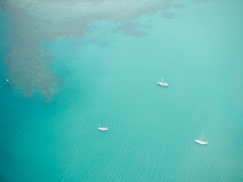 Boats of the Whitsundays