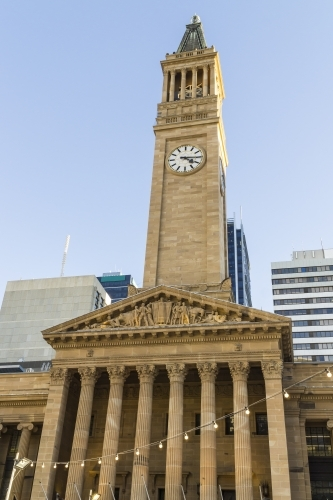 Brisbane City Hall and Clock Tower