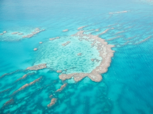 Great Barrier Reef from Above