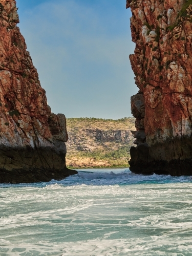 Horizontal Falls in the Buccaneer Archipelago