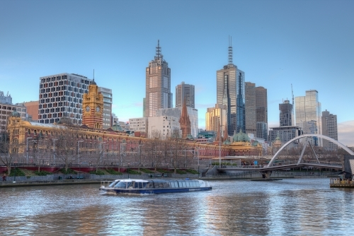 Melbourne Yarra River Cruising