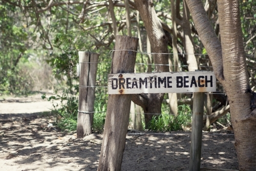 Dreamtime Beach, Northern New South Wales