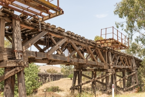 Murrumbidgee River Railway Bridge