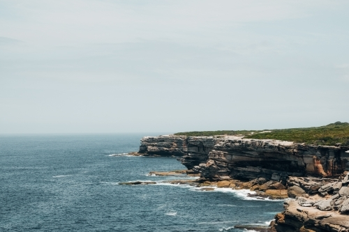 New South Wales coastline landscape