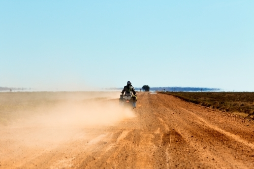 Offroad Motorcyclists