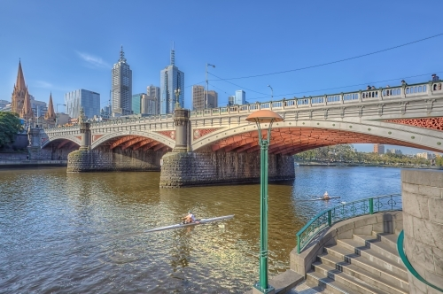 Princess Bridge Melbourne