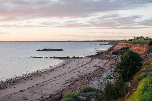 Sunset at Ceduna Beach