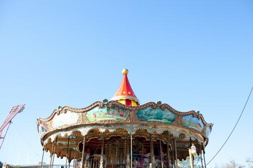 Top of the Carousel at the Sydney Royal Easter Show