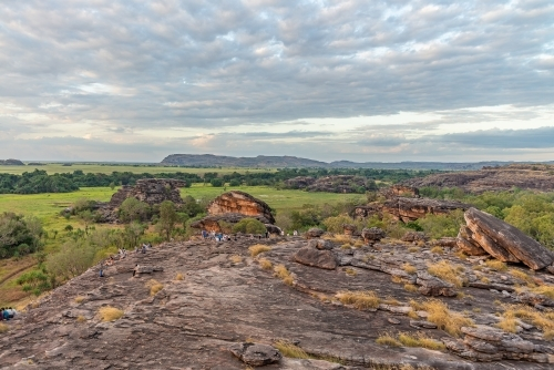 Ubirr looking towards Arnhem Land